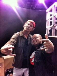 Chad Smith NAMM 2012