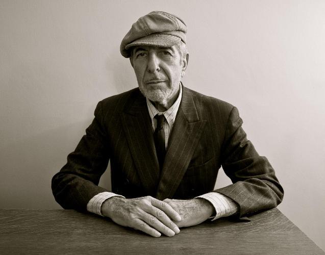 Leonard Cohen GI